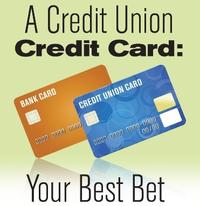 Credit Card Your Best Bet